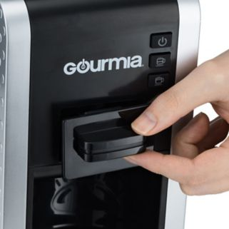 Gourmia Espresso Machine & Single Serve Pod Coffee Maker