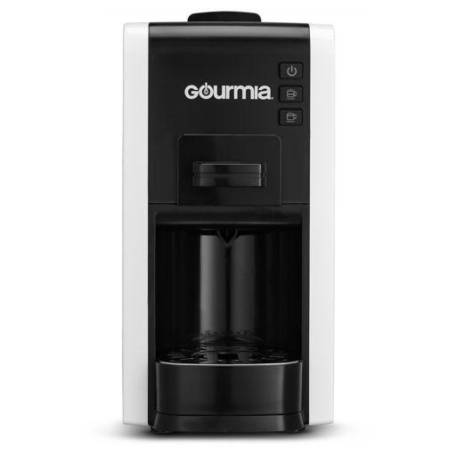Gourmia Espresso Machine & Single Serve Pod Coffee Maker