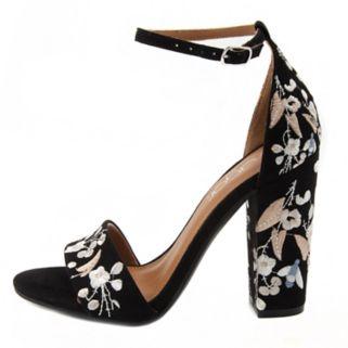 sugar Slick Women's High Heel Sandals