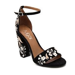 sugar Slick Women's High Heel Sandals
