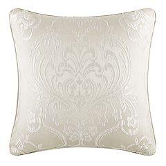 37 West Maureen Jacquard Throw Pillow