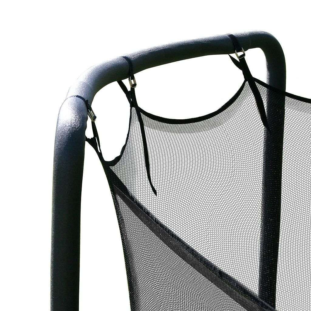 Skywalker Trampolines 15-Foot Square Trampoline with Enclosure