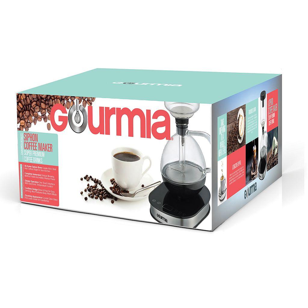 Gourmia Vacuum Siphon Coffee Machine