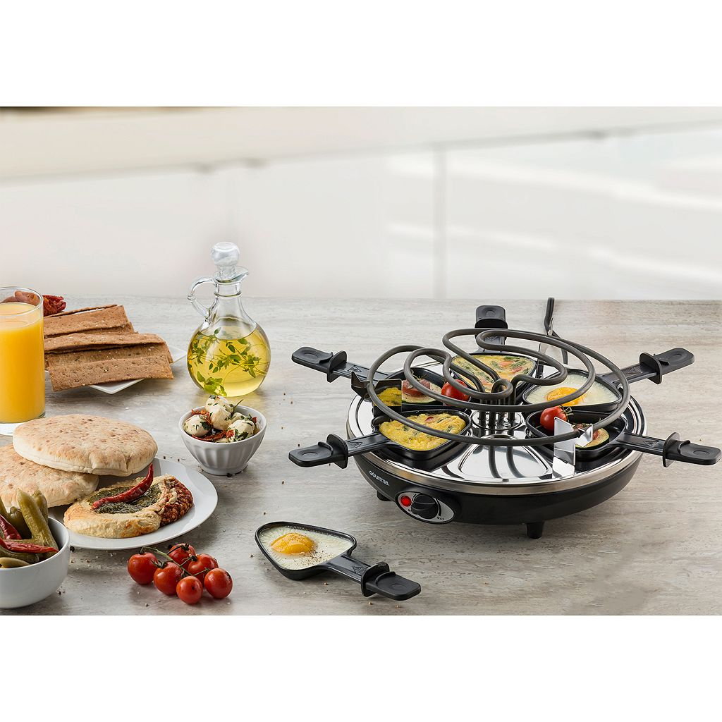 Gourmia Electric Raclette Party Grill