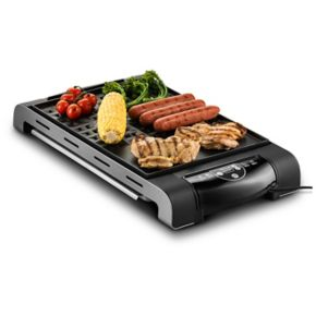 Gourmia Nonstick Electric Grill & Griddle