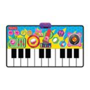 Fisher-Price Dancin' Tunes Rock N Roll Step-On Keyboard