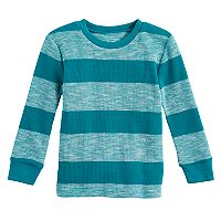 Toddler Boy Jumping Beans® Striped Thermal Top