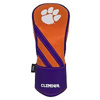 Team Effort Clemson Tigers Hybrid Head Cover