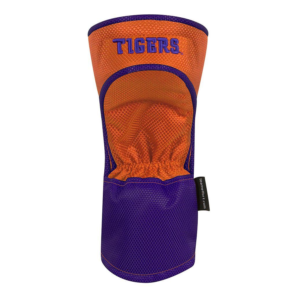 Team Effort Clemson Tigers Hybrid Head Cover