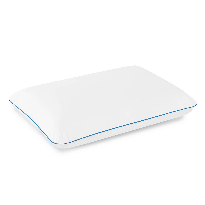 serta carefree sleep gel memory foam pillow