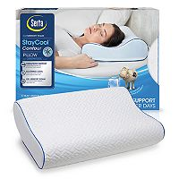 Serta Stay Cool Contour Pillow