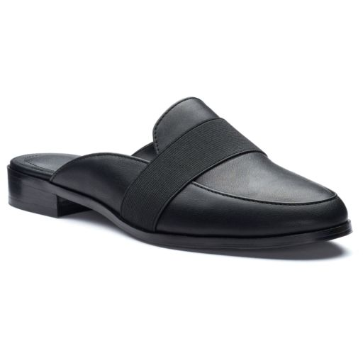 Style Charles by Charles David Gail Women's Backless Loafers