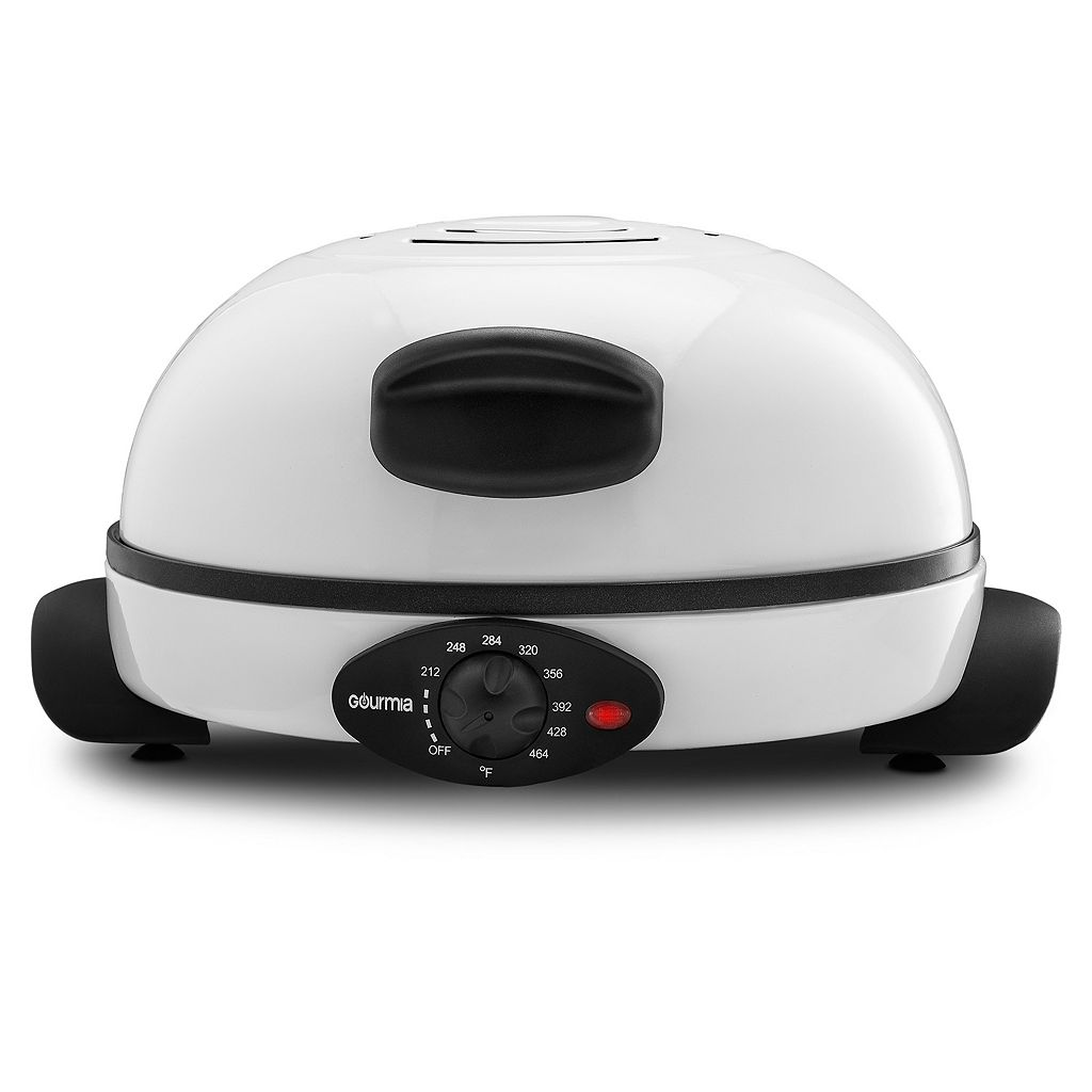 Gourmia Electric Flatbread & Tortilla Maker