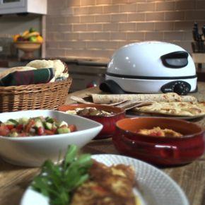 Gourmia Electric Flatbread & Tortilla Maker