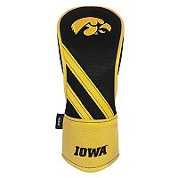 Team Effort Iowa Hawkeyes Hybrid Head Cover