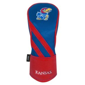 Team Effort Kansas Jayhawks Hybrid Head Cover