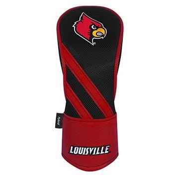 Team Effort Louisville Cardinals Hybrid Head Cover