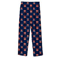 Boys 8-20 Auburn Tigers Team Logo Lounge Pants