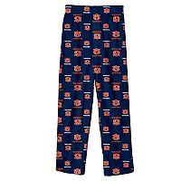 Boys 8-20 Auburn Tigers Team Logo Lounge Pants