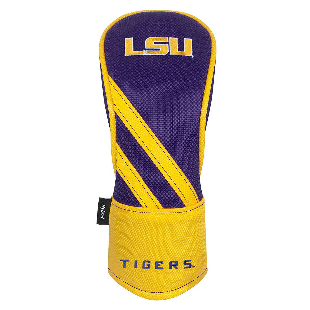 Team Effort LSU Tigers Hybrid Head Cover