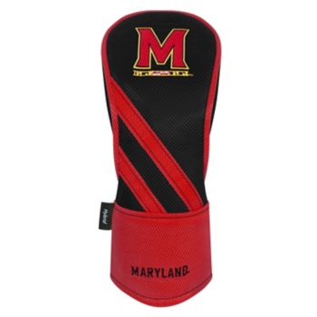 Team Effort Maryland Terrapins Hybrid Head Cover