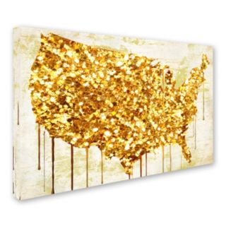 Trademark Fine Art American Dream IV Canvas Wall Art