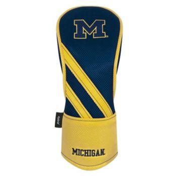 Team Effort Michigan Wolverines Hybrid Head Cover