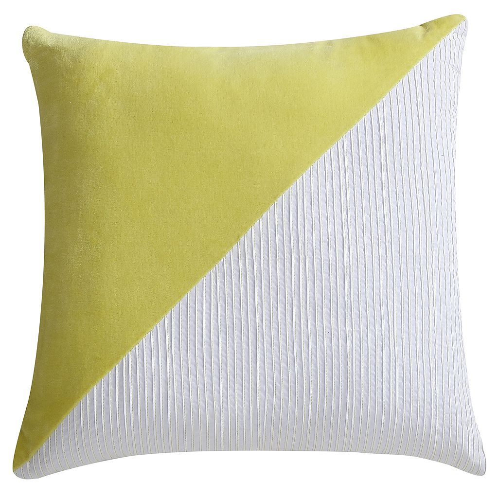 VCNY Home Sunset Cotton Throw Pillow