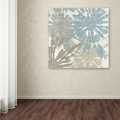 Trademark Fine Art Beach Curry II Canvas Wall Art