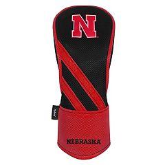 Team Effort Nebraska Cornhuskers Hybrid Head Cover