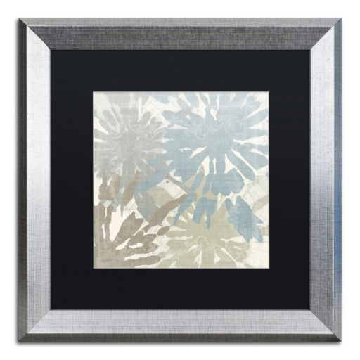 Trademark Fine Art Beach Curry II Framed Wall Art