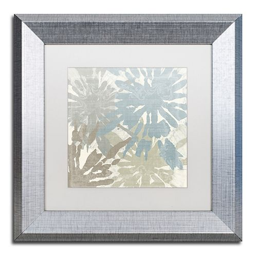 Trademark Fine Art Beach Curry II Framed Wall Art