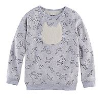 Girls 4-10 Jumping Beans® Crossover Pullover