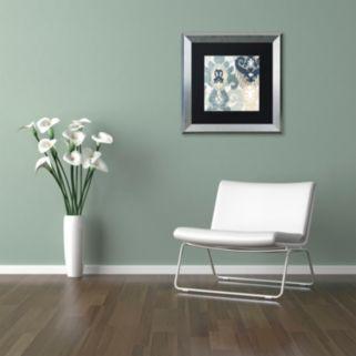 Trademark Fine Art Beach Curry III Framed Wall Art