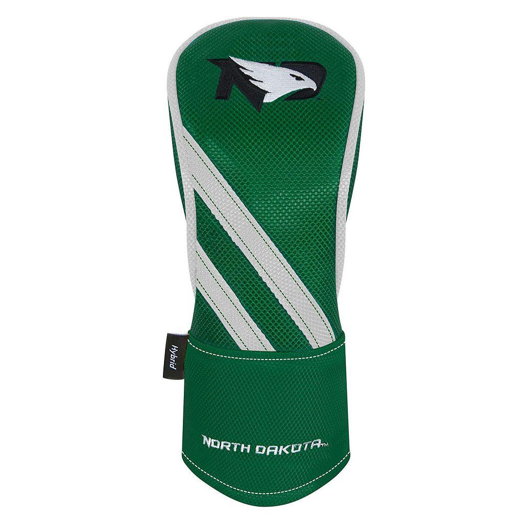 Team Effort North Dakota Fighting Hawks Hybrid Head Cover