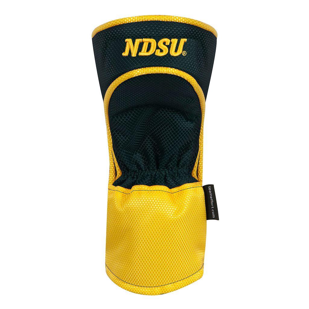 Team Effort North Dakota State Bison Hybrid Head Cover