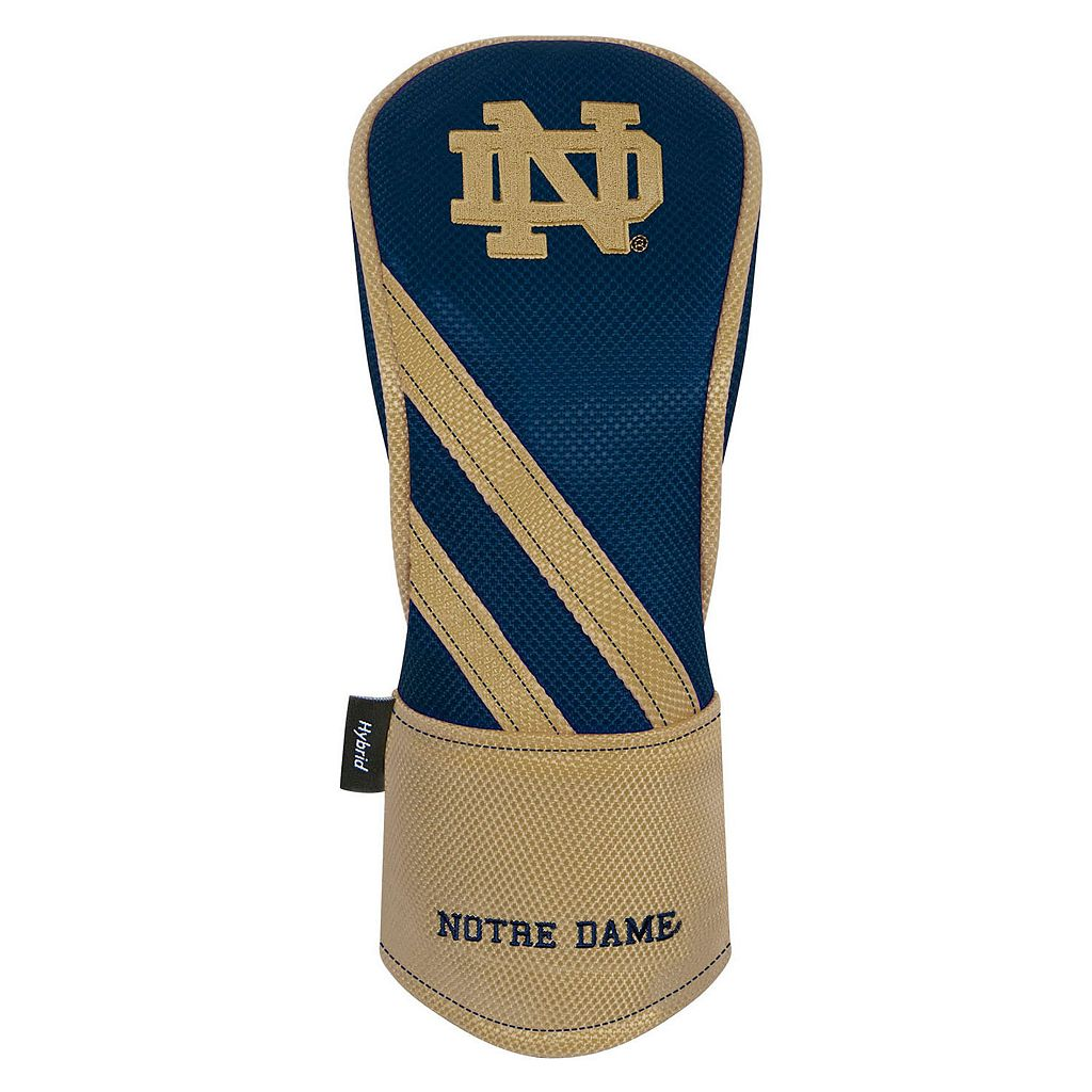 Team Effort Notre Dame Fighting Irish Hybrid Head Cover