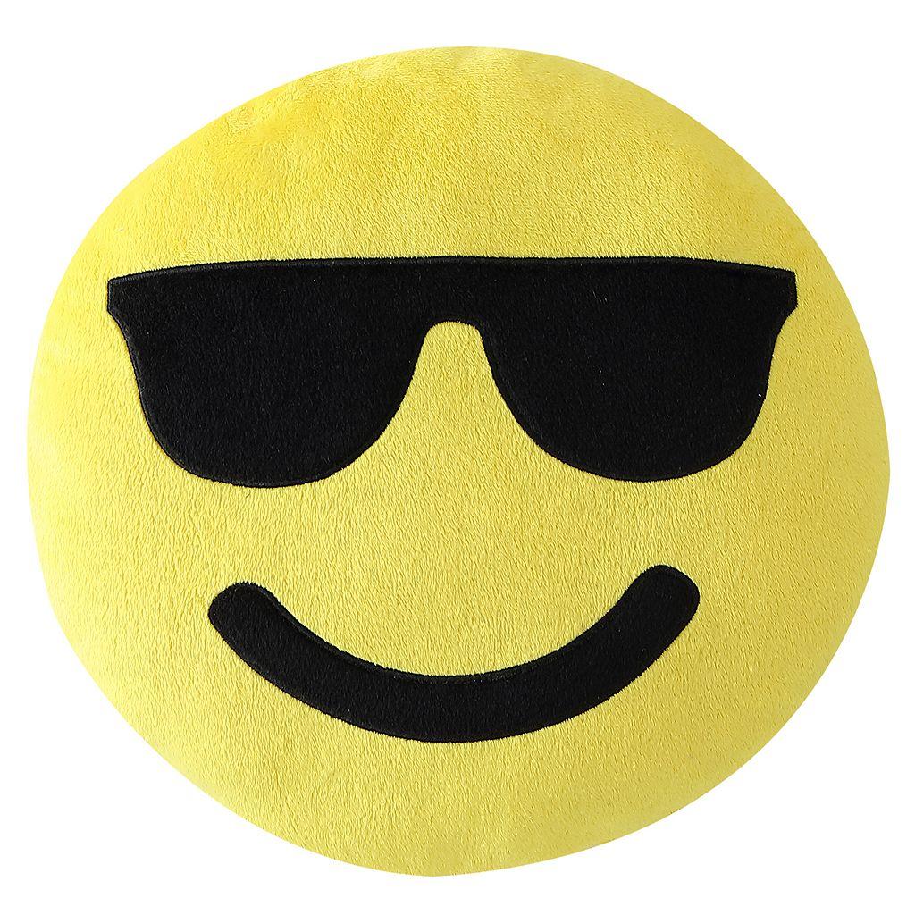VCNY 3-piece Emoji II Throw Pillow Set