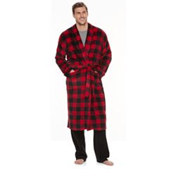 big tall croft barrow plush robe