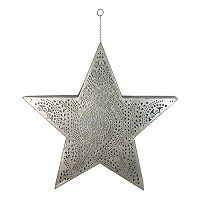 St. Nicholas Square® Light-Up Star Floor Decor