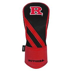 Team Effort Rutgers Scarlet Knights Hybrid Head Cover