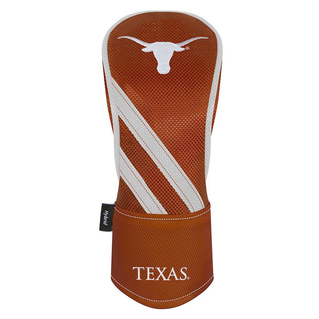 Team Effort Texas Longhorns Hybrid Head Cover