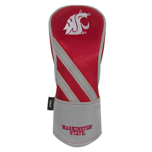 Team Effort Washington State Cougars Hybrid Head Cover