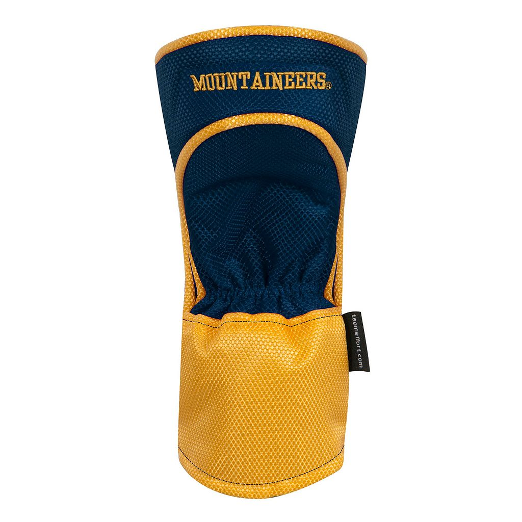 Team Effort West Virginia Mountaineers Hybrid Head Cover