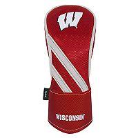 Team Effort Wisconsin Badgers Hybrid Head Cover