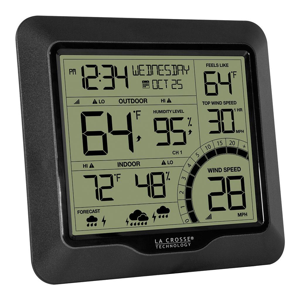 La Crosse Technology Professional Wind Speed Weather Station