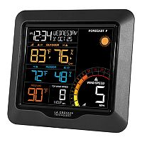 La Crosse Technology Professional Color LCD Wind Speed Weather Station