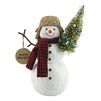 St. Nicholas Square® Light-Up Snowman Christmas Table Decor