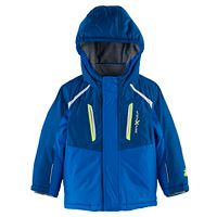 Toddler Boy ZeroXposur Drake Reflective Heavyweight Jacket