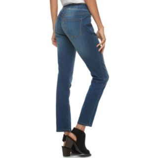 Women's SONOMA Goods for Life? Midrise Pull-On Skinny Jeans